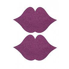 """Пестисы """"Губки"""" фиолетовые SH-OUNS007PUR  Пестисы способны украсить любую грудь, сделать ее еще более сексуальной."""