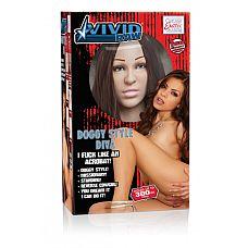 Кукла Vivid Raw Doggy Style Diva Love Doll телесная  Кукла Vivid Raw Doggy Style Diva Love Doll телесная - соблазнительная красавица.