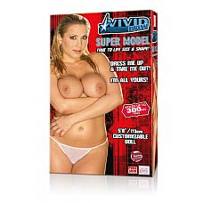 Кукла Vivid Raw Super Model Love Doll телесная  Кукла Vivid Raw Super Model Love Doll телесная - супер модель.