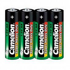 Батарейки AA Camelion R6 - 4 шт