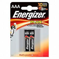 Батарейки AAA Energizer Base LR03 - 2 шт  Мизинчиковые батарейки Energizer типа ААА, алкалиновые.