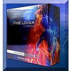 """Парфюмерная вода марки """"Natural Instinct"""" муж. """"Fire Lover"""" 100 мл  « Fire Lover» отражает необыкновенную целеустремленность и энергичность, характерную для мужчин средних лет."""