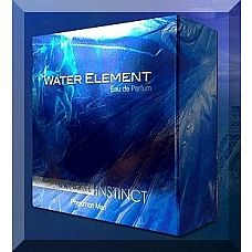"""Парфюмерная вода марки """"Natural Instinct"""" муж. """"Water Element"""" 100мл  «Water Element» это легкая свежесть и прозрачная прохлада дыхания стихии воды."""