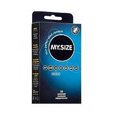 Презервативы MY.SIZE №10 Размер 49 - 10 шт.  Презервативы MY.