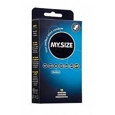 Презервативы MY.SIZE №10 Размер 69 - 10 шт.  Презервативы MY.