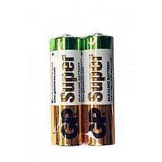 Батарейка АА (алкалин) в пленке по 2 шт.  Батарейки типа АА SUPER ALKALINE - цилиндрические и призматические элементы и батареи марганцево-цинковой системы с щелочным электролитом.