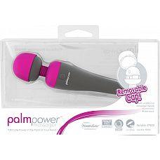 Вибромассажер PalmPower Massager - 19,2 см.  Вибромассажер PalmPower Massager - электро-вибромассажер с функцией эскалации - нарастания интенсивности вибрации.
