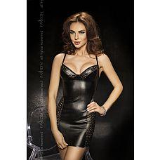 Облегающее платье со шнуровкой сзади Kimbra  Платье, облегающее фигуру, с перфорацией по бокам и лифу и шнуровкой сзади.