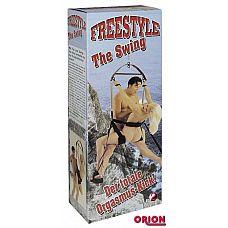 Секс-качели Freestyle Schaukel  Любовные качели для крутого Freestyle-секса! Невероятно, что можно делать c ними.