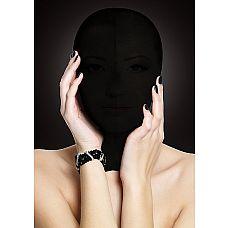 Маска на лицо Subjugation Black SH-OU036BLK