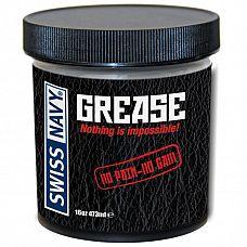 Крем для фистинга Swiss Navy Grease - 473 мл.  Крем на водно-масляной основе для самый смелых сексуальных экспериментов.
