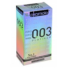 Презервативы OKAMOTO Platinum No10