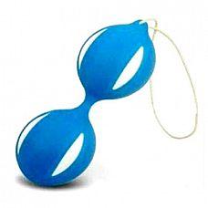 """Вагинальные шарики сине-белые 47073-MM  """"Описание: вагинальные шарики сине-белые 47073 Вагинальные шарики 47073 № это одновременно отличный тренажер, помогающий контролировать работу мышц влагалища, и не менее отличная секс-игрушка, способная подарить море удовольствия."""