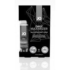 Крем для пениса JO DAILY MAXIMIZER - MALE ENHANCEMENT CREAM - 30mL  JO® Daily Maximizer это потрясающий крем предназначенный для повышения продуктивности мужского органа.