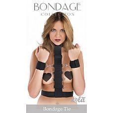 Фиксатор рук к груди увеличенного размера Bondage Collection Bondage Tie Plus Size  Фиксатор рук к груди увеличенного размера Bondage Collection Bondage Tie Plus Size.