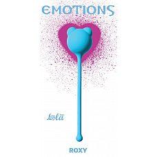 Вагинальный шарик Emotions Roxy  Вагинальный шарик Roxy легко и приятно использовать для интенсивной тренировки влагалища и массажа внутренних областей малого таза.