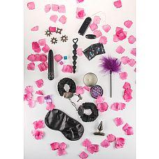 Набор секс-игрушек Sexy Weekend Box - Toy Joy, Черный  Набор для сексуальных игр, наполненный разнообразными штучками марки ToyJoy.