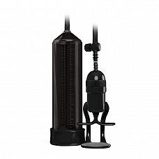 Чёрная вакуумная помпа Renegade Bolero Pump  Чёрная вакуумная помпа Renegade Bolero Pump.