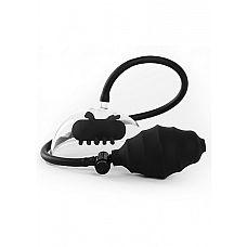 Вакуумная вибро-помпа OUCH! Black SH-OU216BLK
