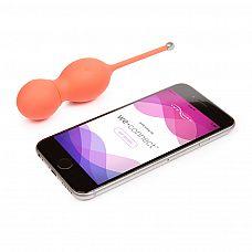 Шарики с вибрацией We Vibe Bloom   Девочки! Знаменитая компания We Vibe наконец-то выпустила шарики для тренировки интимных мышц.