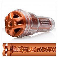 Мастурбатор Fleshlight Turbo Ignition, 25 см, Оранжевый  Инновационная новинка, способная перевернуть твой мир.