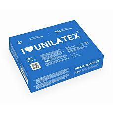 """Презервативы Unilatex Ultrathin 144 шт 3016Un  """"Ультратонкие презервативы из натурального латекса телесного цвета, с гладкой поверхностью, покрыты силиконовой смазкой с нейтральным ароматом."""
