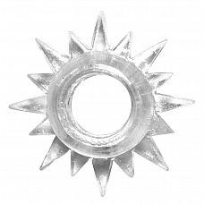 Прозрачное эрекционное кольцо Rings Cristal  Эрекционное кольцо из серии Rings- игрушка, предназначенная исключительно для мужчин.