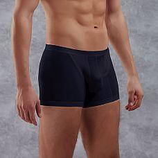 Боксеры из полупрозрачной хлопково-модальной ткани  Боксеры из полупрозрачной хлопково-модальной ткани.
