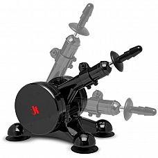 Секс-машина без насадок Kink Fucking Machines Power Banger  Kink by Doc Johnson s Fucking Machines Power Banger обеспечивает превосходную мощность и бесконечное глубокое удовольствие.