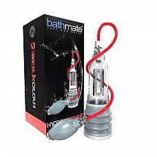 Прозрачная гидропомпа HydroXTREME5  Гидропомпа является безопасным средством увеличения полового члена в домашних условиях.