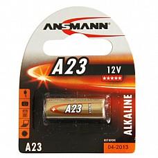 Батарейка Ansmann А23 1 шт  Производитель немецкая компания Ansmann .