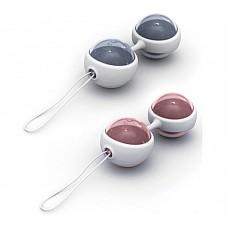 Вагинальные шарики Luna Beads (LELO)  Бусины (шарики) LUNA предназначены для тех, кто дорожит своей сексуальностью – эта комбинация удовольствия и фитнеса позволяет женщинам и их партнерам значительно усилить свои сексуальные ощущения.
