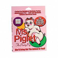 Кукла надувная Ms. Piglet 1982-01BXSE  <br>Производитель: <b>California Exotic Novelties, Америка</b><br/>