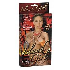 Надувная секс-кукла Островитянка (Dream toys 50556)  Надувная секс-кукла Островитянка , 3 тоннеля любви ждет вас.