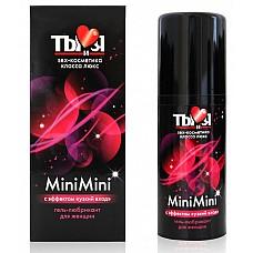 """Гель-лубрикант """"MiniMini"""" для сужения вагины,  20г  Применение: Наносится на вход во влагалище заранее,не менее чем за 15-30 мин."""