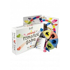 Романтическая игра LOVE2LOVE ROMANCE BOARD GAME 9848TJ  Описание: романтическая игра Love2Love Romance Board Game 9848TJ Интим-товар внесет свежую струю в Вашу сексуальную жизнь и сделает её более разнообразной и полноценной.