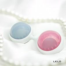 NEW! Шарики Luna Beads Mini (LELO)  LELO представляет вагинальные шарики Luna Beads Mini! Самая популярная в мире система упражнений Кегеля.