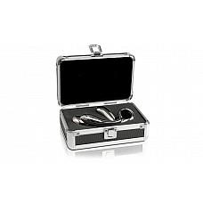 Стимулятор Metal Worx Double Trouble 237500PD  Великолепный стимулятор, выполненный из высококачественной стали.