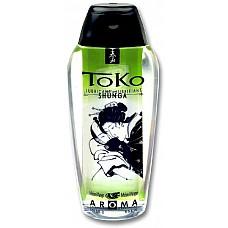 Ароматический лубрикант с запахом дыни и манго  Tоко Арома является единственным лубрикантом на рынке, который не оставляет никакого послевкусия. Формула Арома была разработана с единственной мыслью: создать эффективный лубрикант с нежным свежим вкусом, сохранив сверхшелковистую текстуру, которая обеспечивает нескончаемую смазку, чтобы вы могли по настоящему почувствовать своего партнера. <br><br> • Без сахара <br><br> • Формула на основе воды <br><br> • Совместим с латексом <br><br> • Делает кожу шелковистой <br><br> • Не оставляет пятен.
