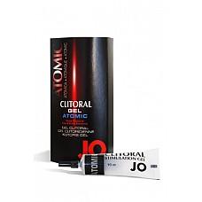 Возбуждающий гель для клитора мощного действия O Clitoral Atomic, 10 сс (16 мл)  Возбуждающий гель для клитора мощного действия O Clitoral Atomic - Супер эффективный для супер-ощущений.