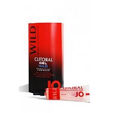 Возбуждающий гель для клитора сильного действия JO Clitoral Wild, 10 сс (16 мл)  Возбуждающий гель для клитора сильного действия JO Clitoral Wild - специальное средство для чувствительных женщин.