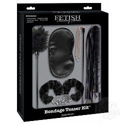 Набор для интимных удовольствий Bondage Teaser Kit