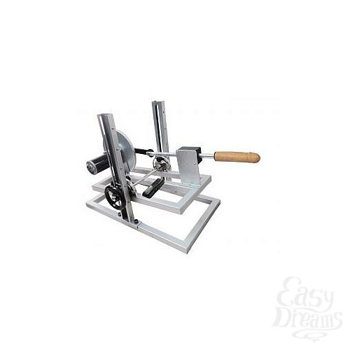 Фотография 1:  Секс-машина EXCITE с регулировкой угла наклона