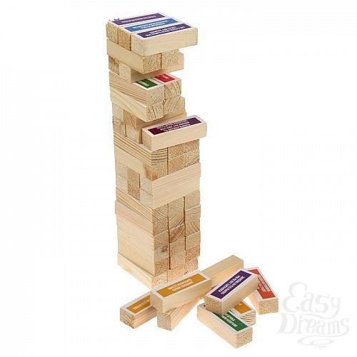 Фотография 3  Игра  Падающая башня: Башня искушений