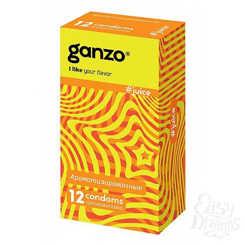 Фотография 1: ФармЛайн Презервативы Ganzo Juice № 12