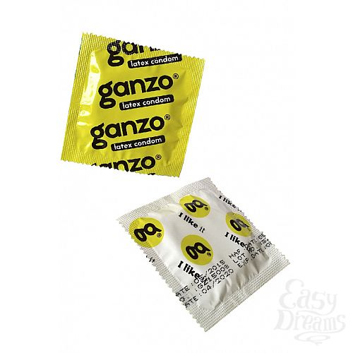 Фотография 2 ФармЛайн Презервативы Ganzo Classic № 12