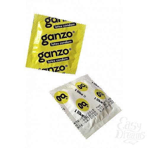 Фотография 2  Презервативы Ganzo Sense № 12