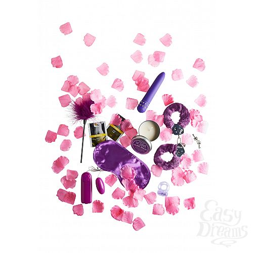 Фотография 1: Toy Joy  Эротический набор Fantastic Purple Sex