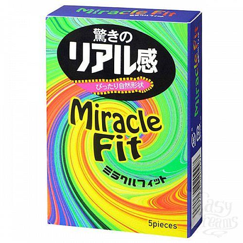 Фотография 1:  Luxe презервативы  Презервативы Sagami Xtreme  5 Miracle Fit
