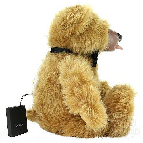 Фотография 2 TEDDY LOVE Забавный вибратор в виде медвежонка Teddy Love 51 см